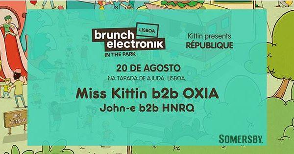 Brunch In The Park Lisbon (20_08_2017)