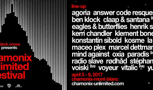 Chamonix Unlimited Festival 06-04-2017