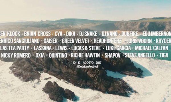 Delirium Festival Santander Spain 12_08_2017