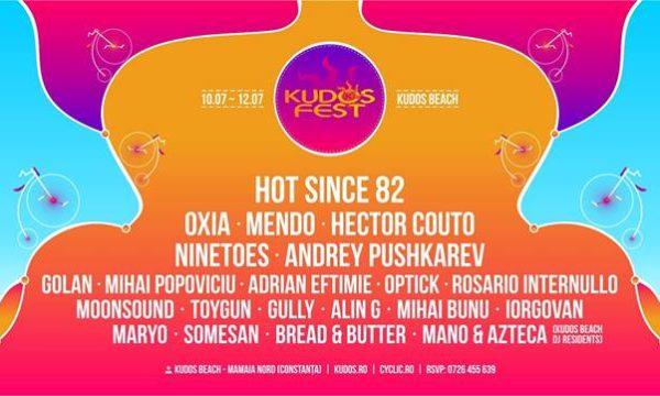 Kudos Beach Fest 2015