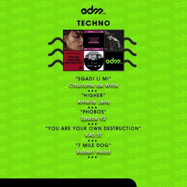 Space 92 EDM Techno top